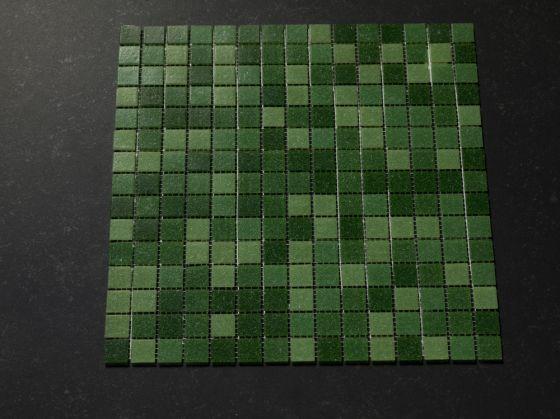 Mozaiek groen