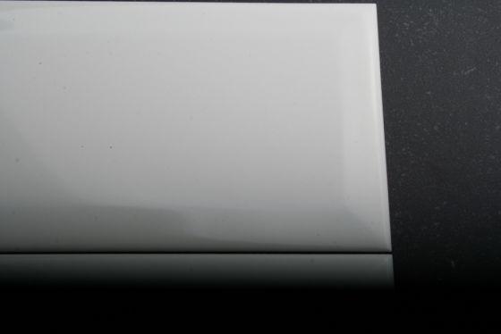 Metro Tegel Wit : Angel wit zoetwater shell tegel naadloze op mesh veld en metro