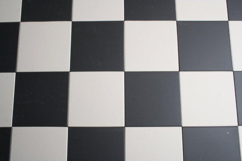 Mix zwart witte tegels 10 15 20 cm. tegelgemak